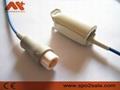 Mindray IPM-9800 adult finger clip spo2 sensor