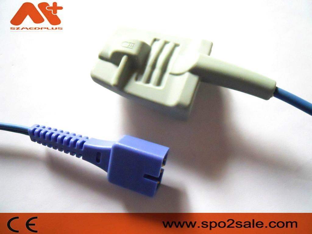 Nellcor Adult silicone soft tip Spo2 sensor 1