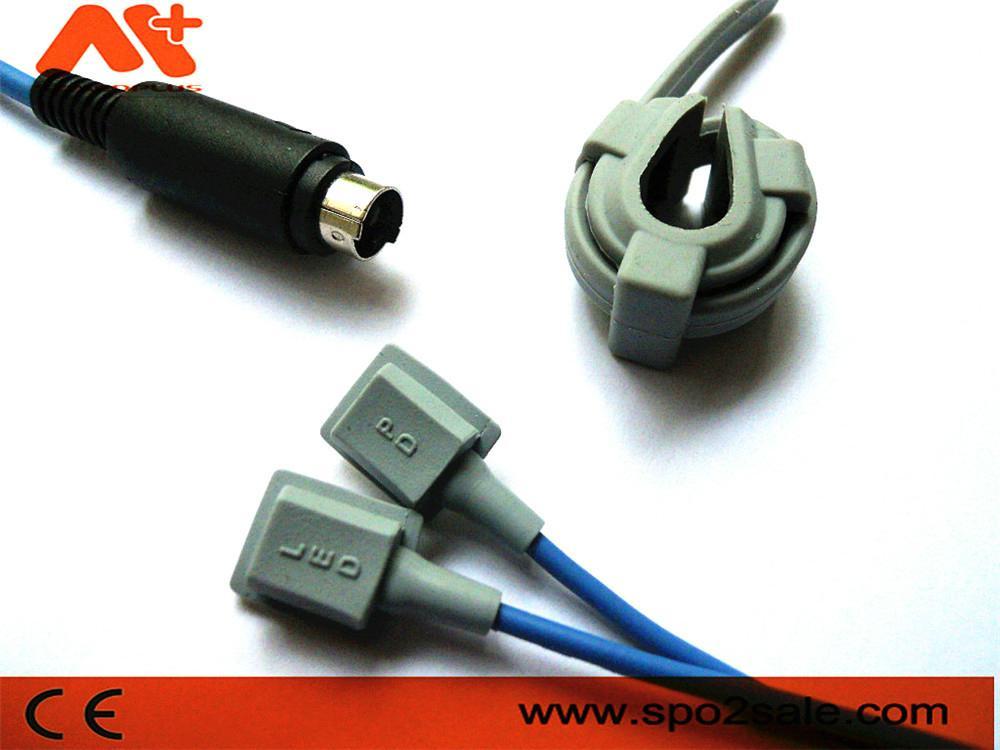 MEK MP570,MP2500,MP700,MP800 Spo2 sensor 3