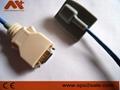 Medtronic-Physio Control Lifepak 12/20 SpO2 Sensor  3