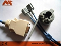 Medtronic-Physio Control Lifepak 12/20 SpO2 Sensor  4
