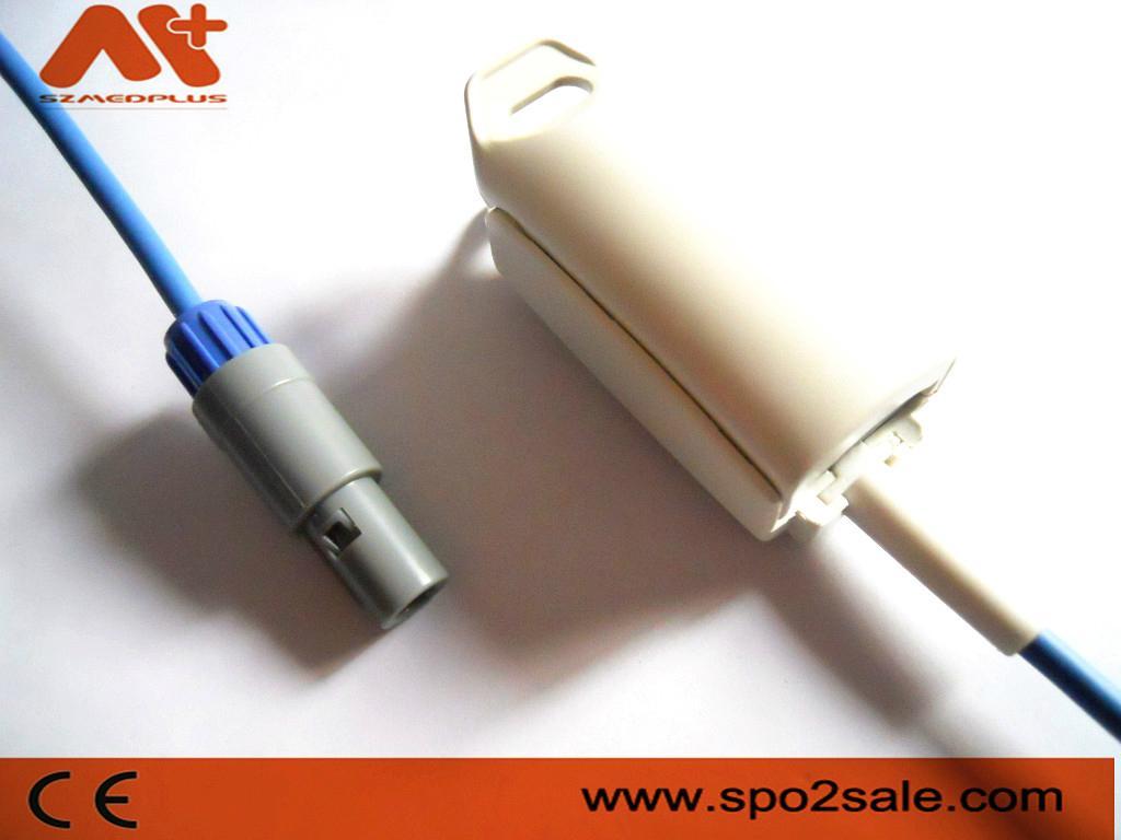 SINOHERO S80 adult finger clip Spo2 sensor