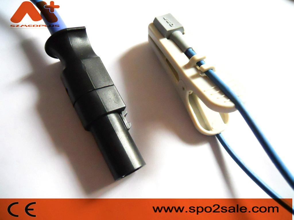 Dixtal DX2010/DX2020/DX2021/DX2022/DX2023/DX2025/DX405/DX2405/DX7100 Spo2 sensor 5