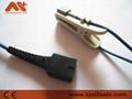 Nonin 8000Q2 Adult ear clip Spo2 sensor