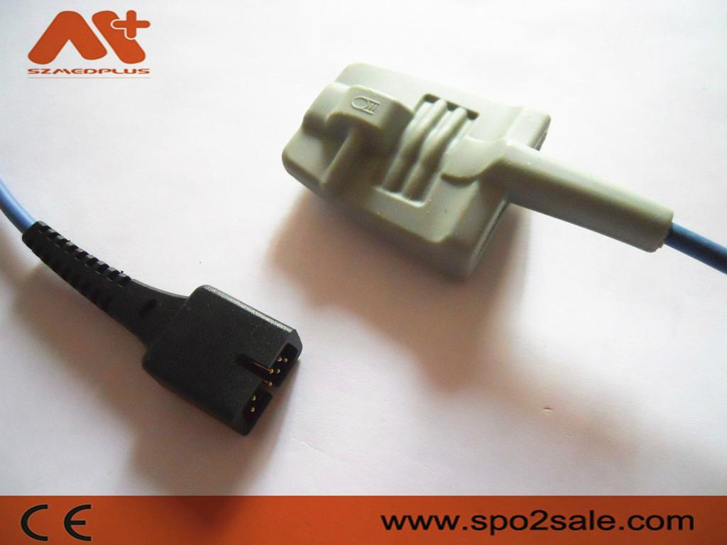 Nonin 8000SL adult soft tip Spo2 sensor 1