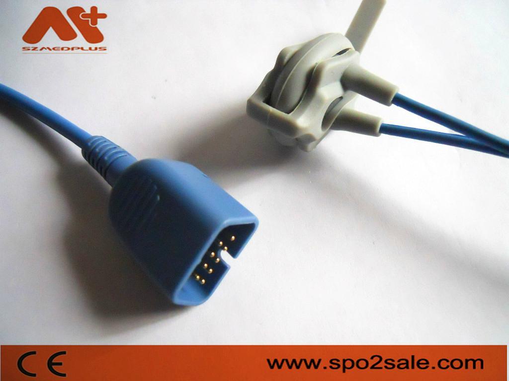 Nihon Kohden TL-260T neonatel wrap Spo2 sensor  1