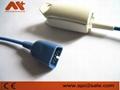 Nihon Kohden TL-101T Adult finger clip Spo2 sensor