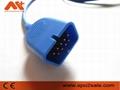 Nihon Kohden Pediatric finger clip Spo2 sensor