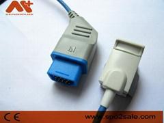 Nihon Kohden TL-201T Pediatric Finger Clip Spo2 Sensor,