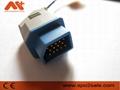 Nihon Kohden TL-201T Pediatric Finger Clip Spo2 Sensor, 2