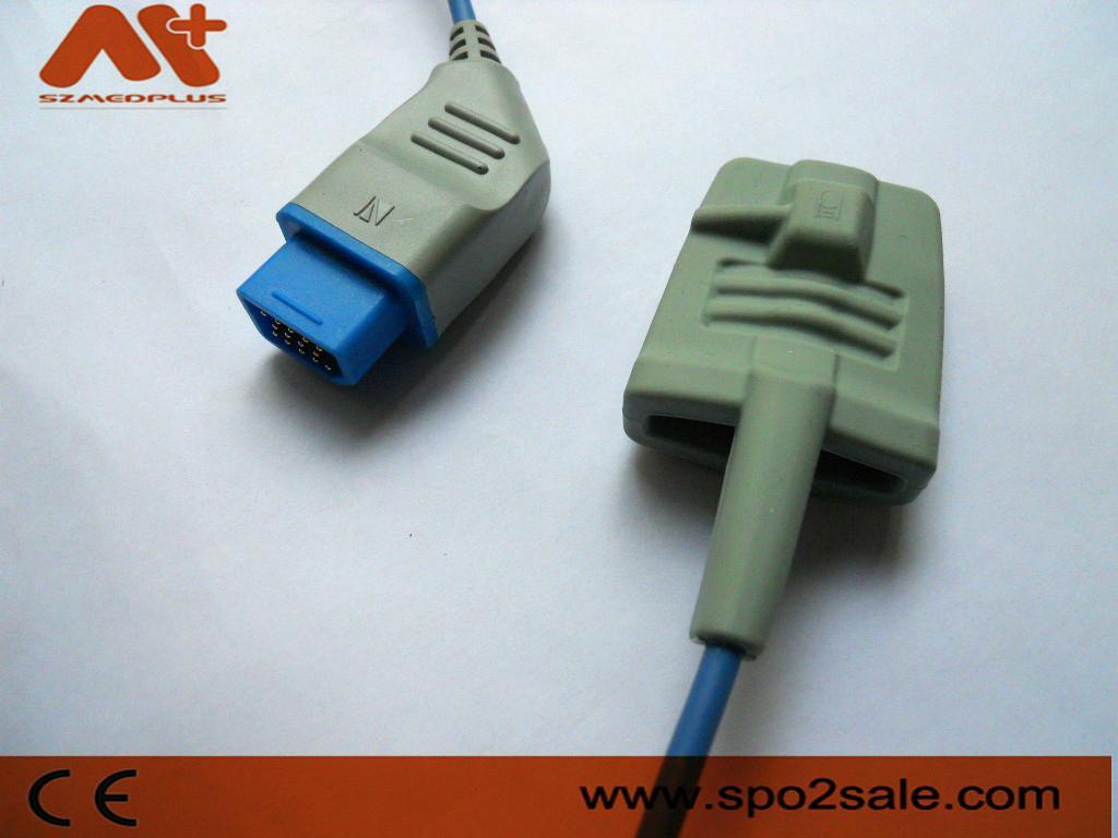 Nihon Kohden TL-210T Adult Soft Tip Spo2 sensor 1