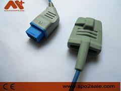 Nihon Kohden TL-210T Adult Soft Tip Spo2 sensor