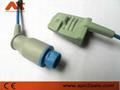 日本光電圓頭10針成人指夾血氧