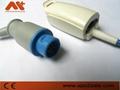 Nihon Kohden TL-101S 10Pin adult finger clip Spo2 sensor 3