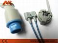 Nihon Kohden TL-101S 10Pin adult finger clip Spo2 sensor