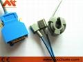 Direct Connect Nihon Kohden OPV-1500/OPV-3100 Spo2 sensor 9