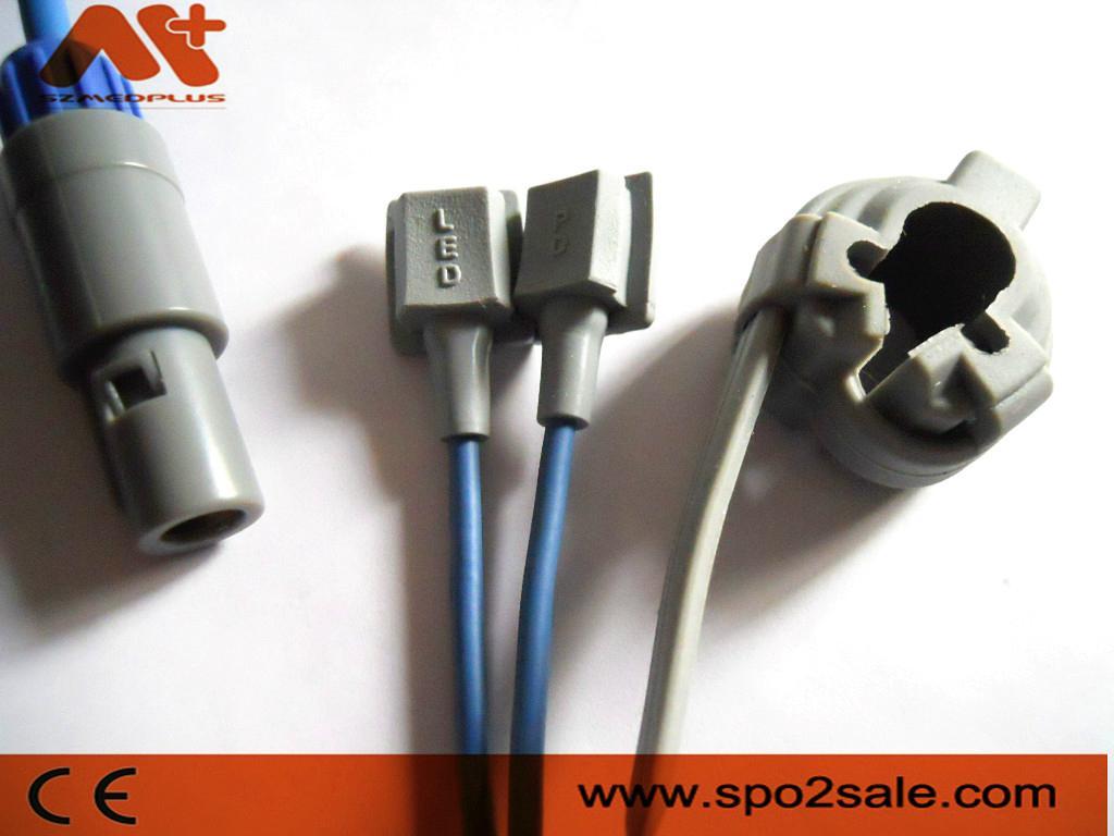 Kernel Medical SpO2 Sensor, 9 Foot Cable 3