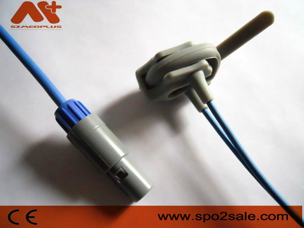 Kernel Medical SpO2 Sensor, 9 Foot Cable 7