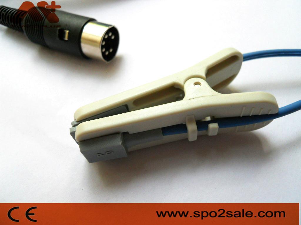 Schiller® Masimo®  Argus Pro/Argus LCM Compatible SpO2 Sensor 6