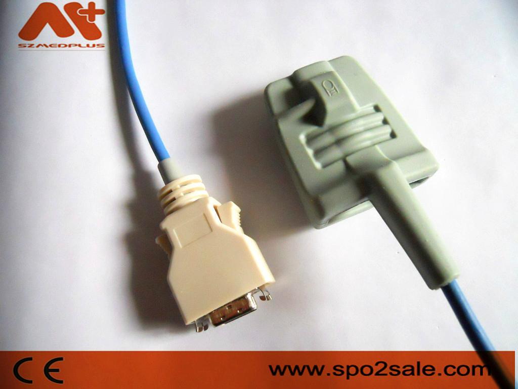 Zoll adult soft tip Spo2 sensor 1