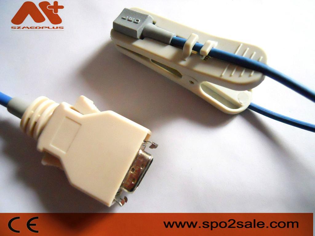 Zoll adult soft tip Spo2 sensor 2
