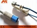 Philips Masimo SpO2 Sensor, 9 Foot Cable 5
