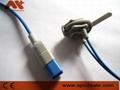 Philips Masimo SpO2 Sensor, 9 Foot Cable 6