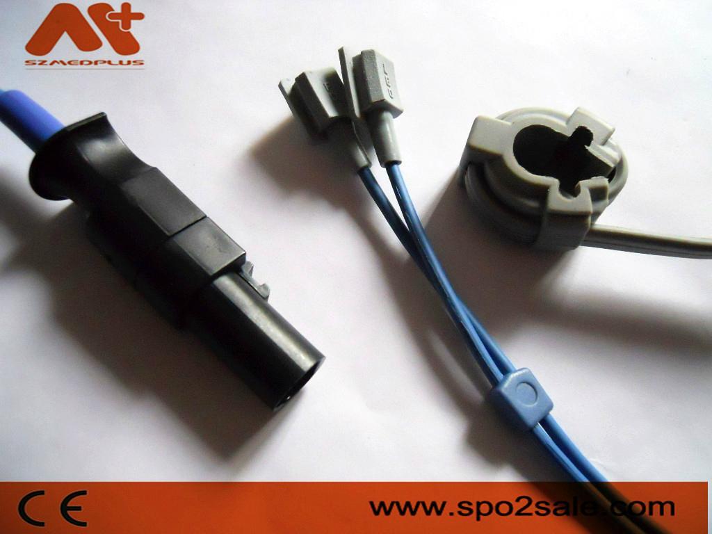 Direct Connect Sensors Simed Baxter SpO2 Reusable 2
