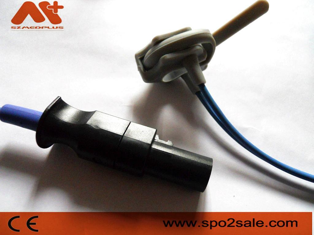 Direct Connect Sensors Simed Baxter SpO2 Reusable 4