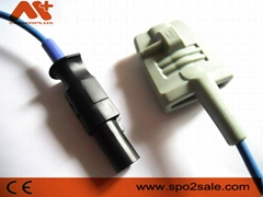 Novametrix 8660 adult soft tip Spo2 sensor