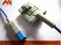 HP M1191A Adult Silicone Soft Tip Spo2 sensor