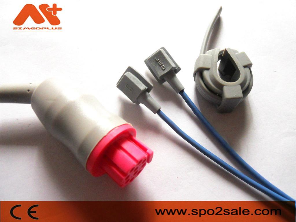 S&W(Artema)Adult Finger Clip Spo2 sensor 6