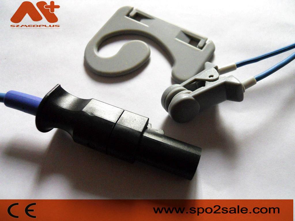 Ohmeda OXY-E4-H Adult ear clip Spo2 sensor
