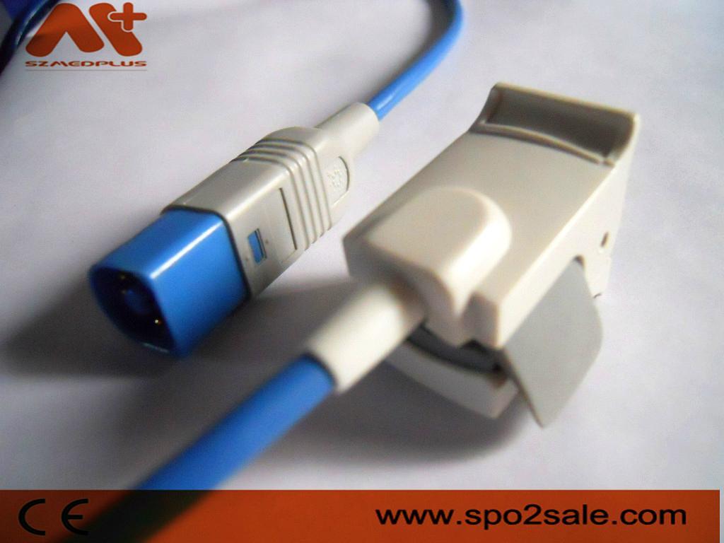 HP 8Pin Pediatric Finger Clip Spo2 sensor 1