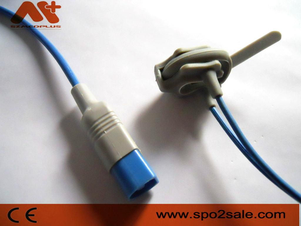 HP 8Pin Pediatric Finger Clip Spo2 sensor 7