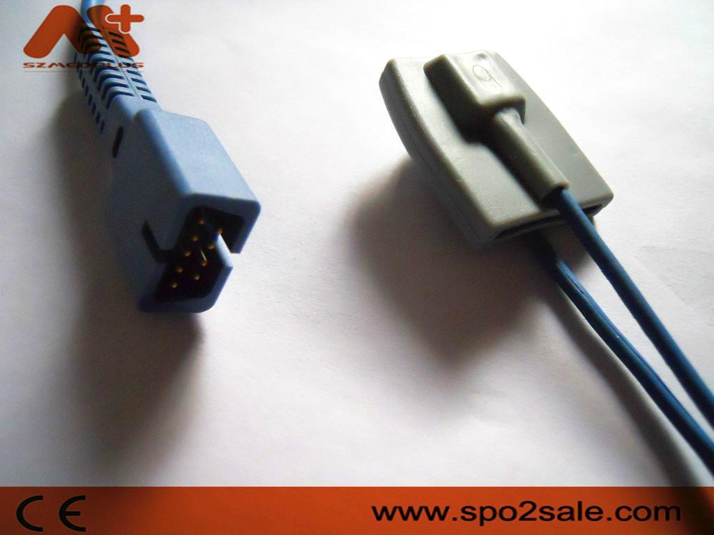 Nellcor Oximax Pediatric Soft Tip Spo2 sensor  1
