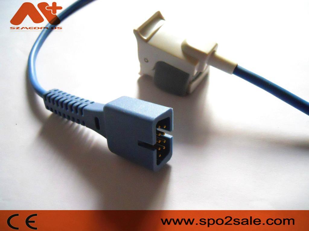 Nellcor Oximax Pediatric Soft Tip Spo2 sensor  2