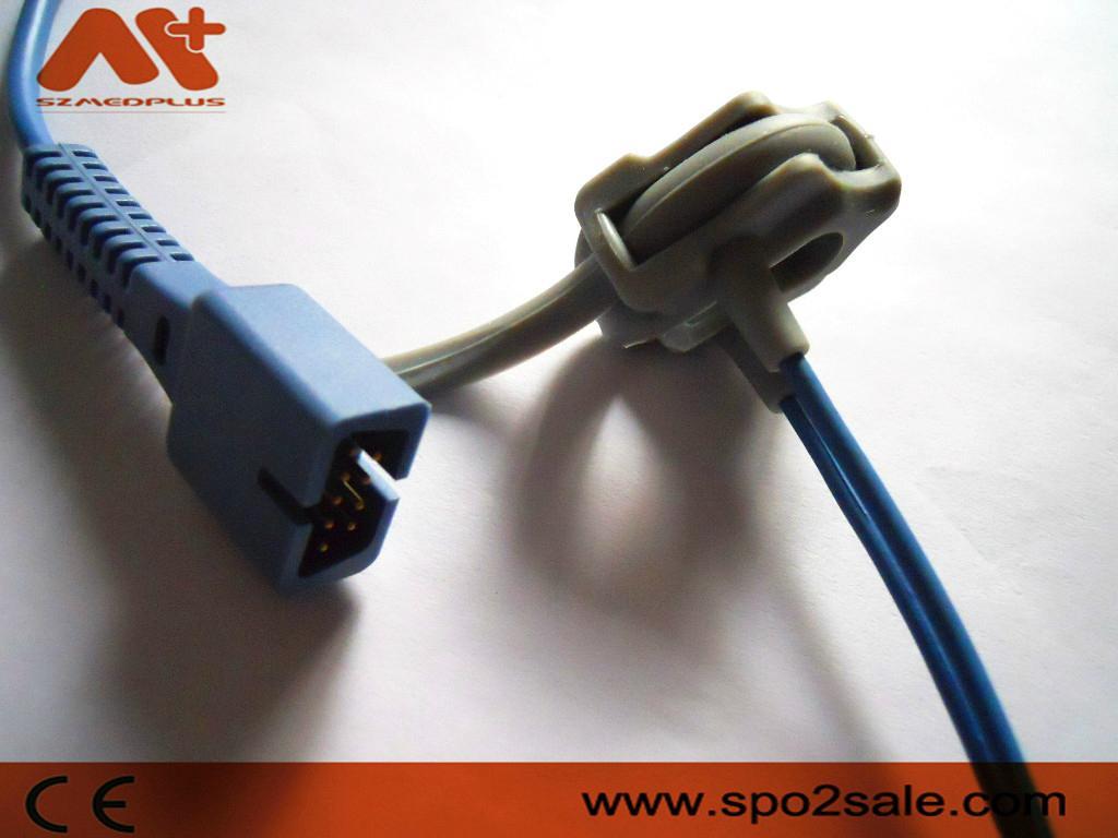 Nellcor Oximax Pediatric Soft Tip Spo2 sensor  4
