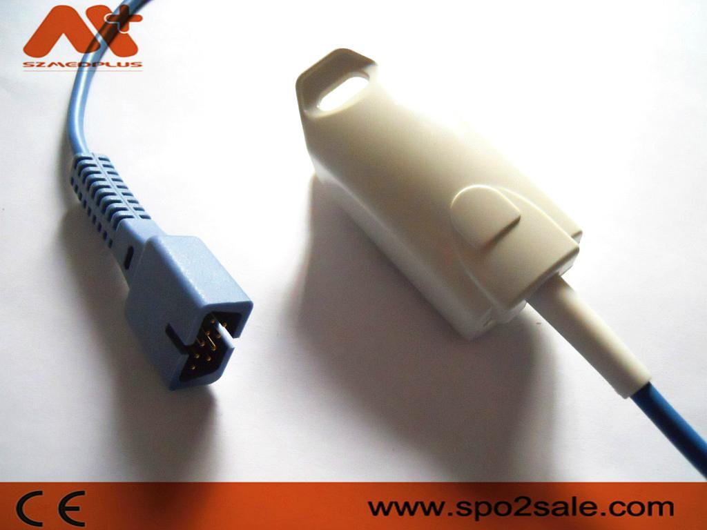 Nellcor Oximax Pediatric Soft Tip Spo2 sensor  7
