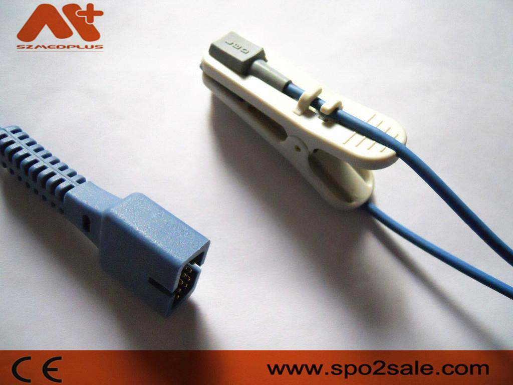 Nellcor Oximax Pediatric Soft Tip Spo2 sensor  8
