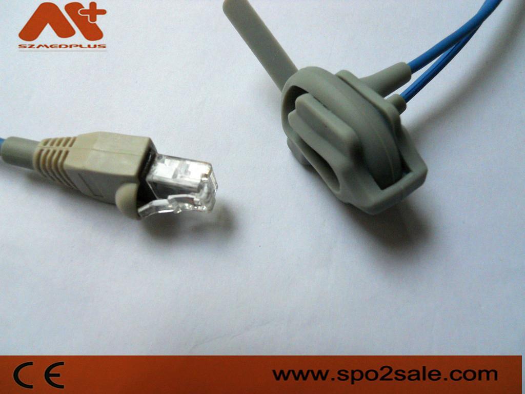 Palco Adult Soft Tip Spo2 sensor 6