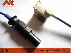Novametrix pediatric finger clip Spo2 sensor