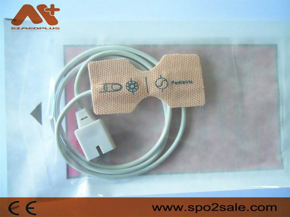 Compatible Nellcor® MAX-P Disposable Sensors 1