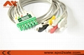 Compatible Draeger® MS16231 ECG Leadwires