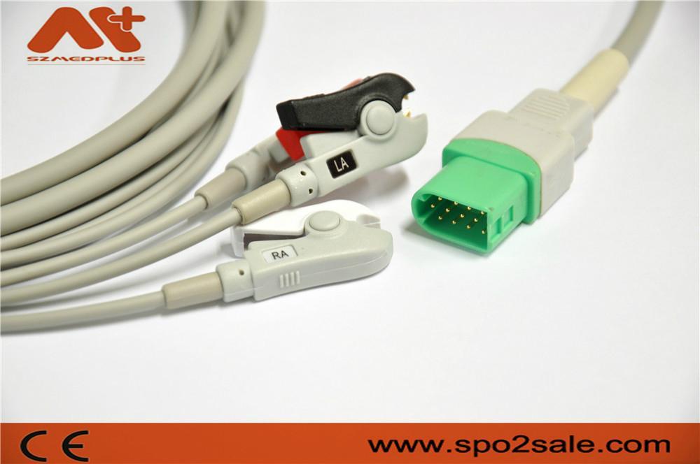 Datascope Passport V, V12 and V21 ECG Cable 2