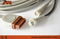 GE CO: Cardiac Output Cables 2025248-001