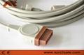 GE CO: Cardiac Output Cables 2025248-001 3