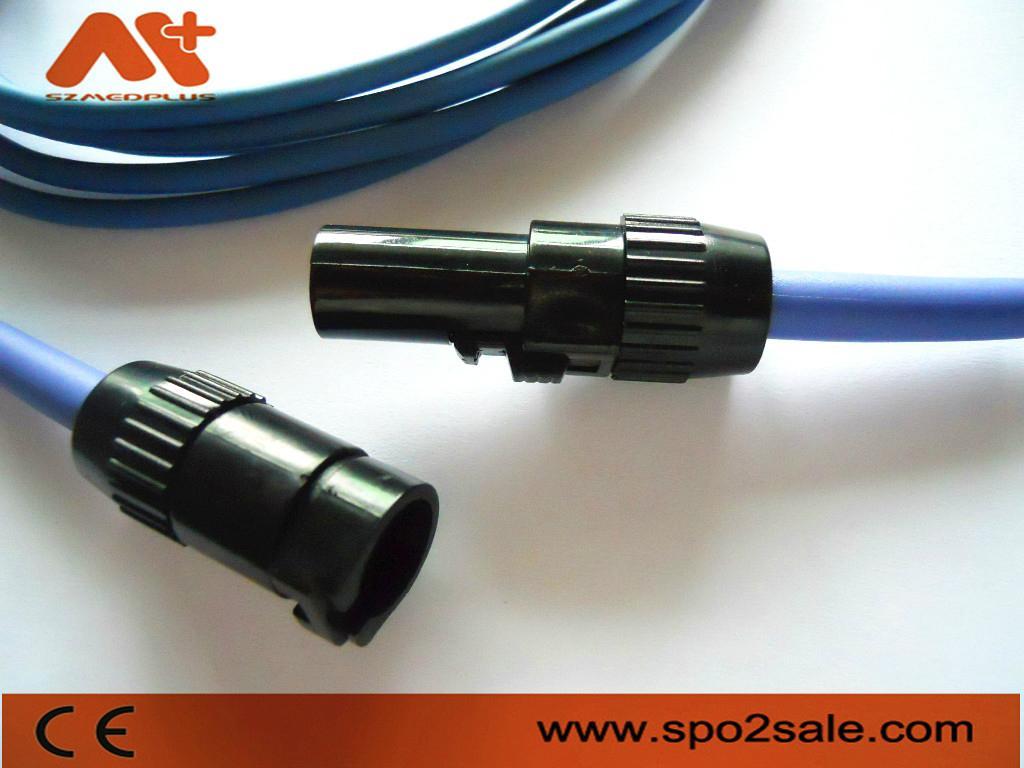 Spacelabs SpO2 Novametrix Adapter Cable 175-0646-00 1