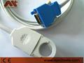 Nihon Kohden JL-302T SpO2 Adapter Cable