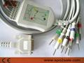 Welch Allyn EKG Cable CP10,CP20,CP50,CP300,Series AT,Series SP,Series CT 2